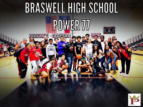 Shout out to the Braswell Bengals!